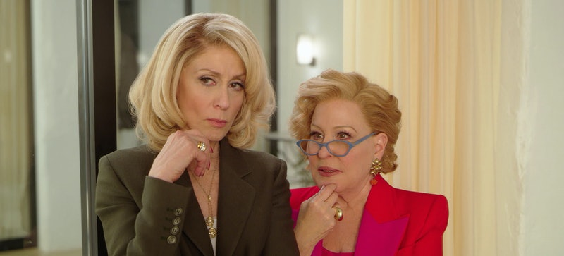 Judith Light and Bette Midler stars in The Politician Season 2 trailer, via Netflix press site.