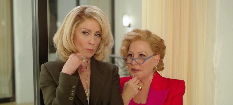 Judith Light and Bette Midler stars in The Politician Season 2 trailer, via Netflix press site.