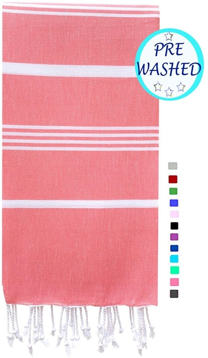 Nature Is Gift Natural Turkish Cotton Towel