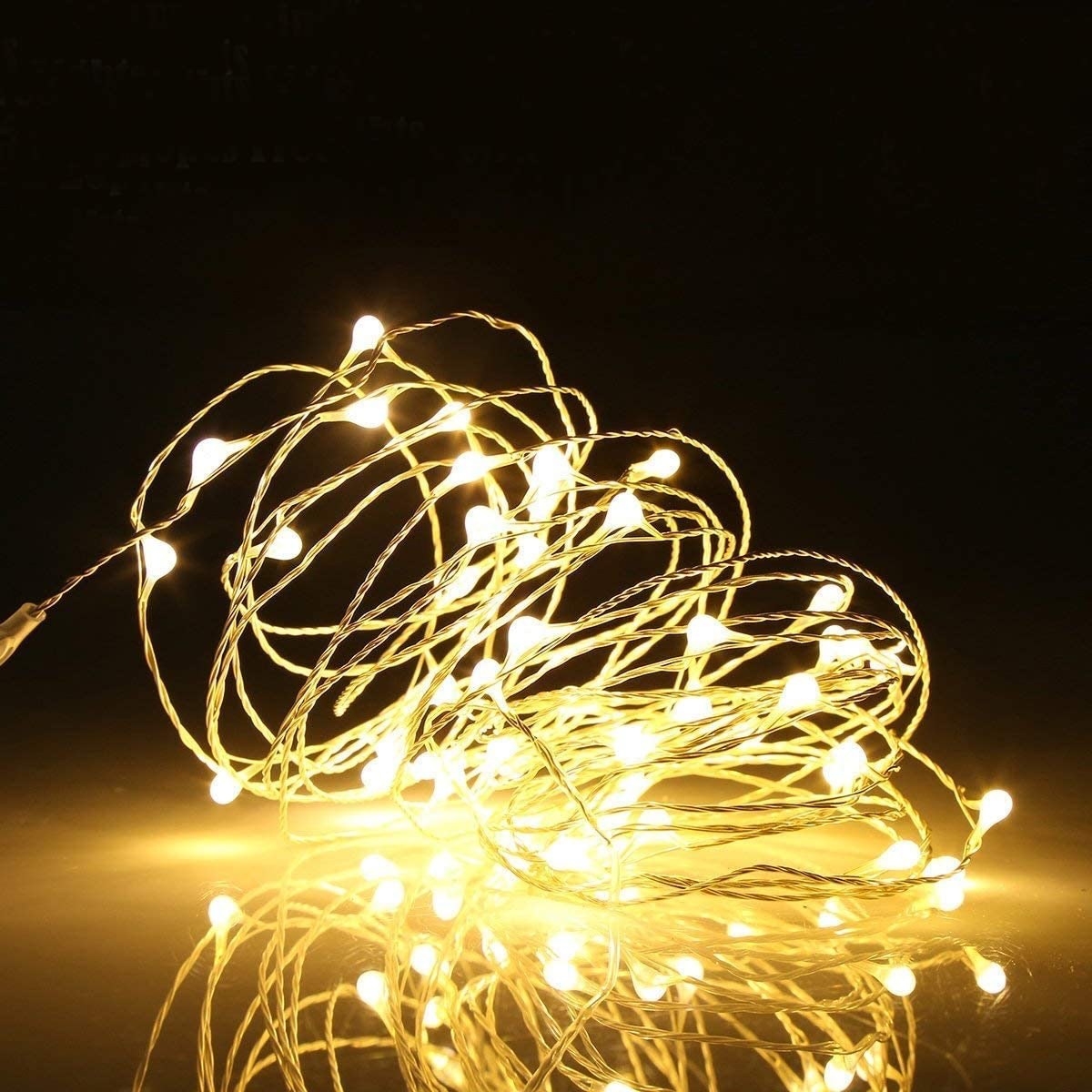 Ehome 100 LED 33ft/10m Starry Fairy String Light