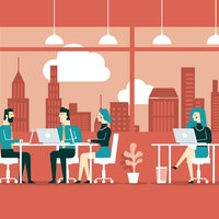 Experts reveal 5 predictions for the office of the future
