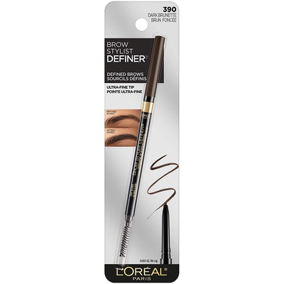 L'Oréal Paris Makeup Brow Stylist Definer Waterproof Eyebrow Pencil