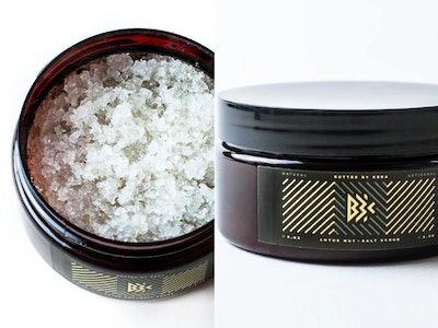 Men's Bath Salt Scrub