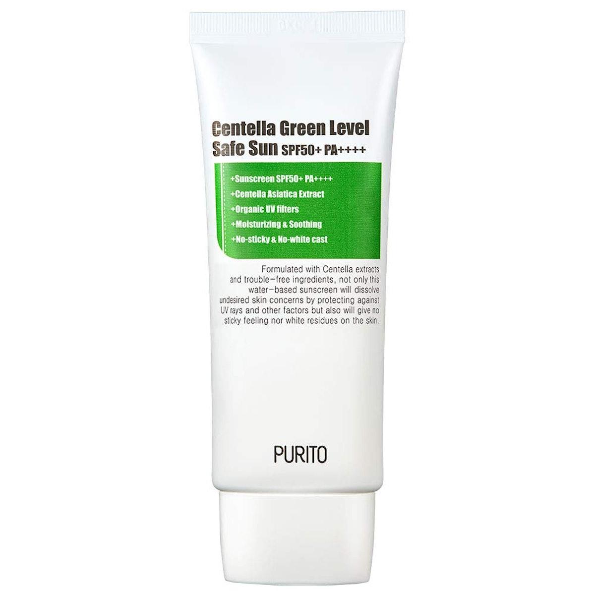 Purito Centella Green Level Unscented Sun SPF 50+/PA++++