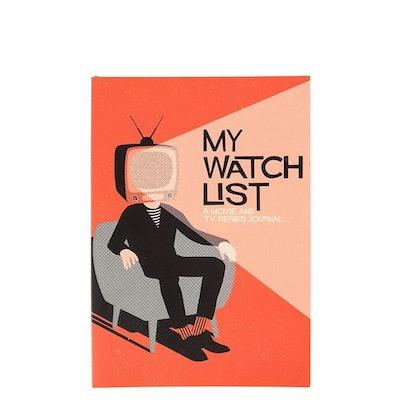 Watch List Journal