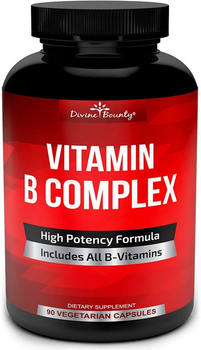 Divine Bounty Vitamin B Complex (90 Count)