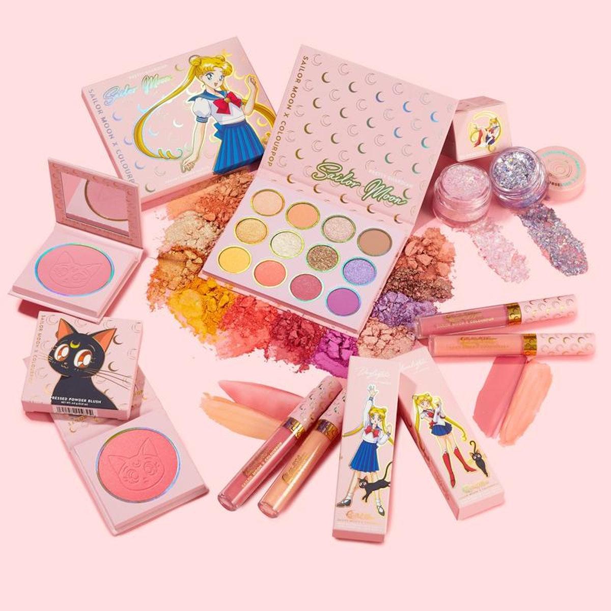 ColourPop x Sailor Moon Collection