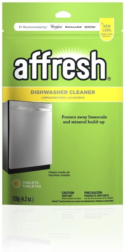 Affresh Dishwasher Cleaner (6 Uses)