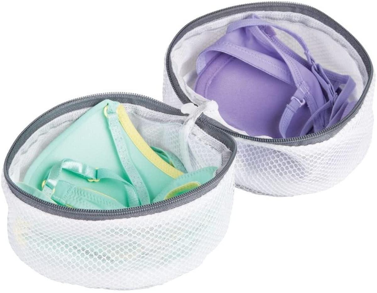 iDesign Mesh Laundry Bag