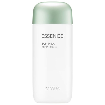 Missha All-Around Safe Block Essence Sun Milk SPF 50+/PA+++