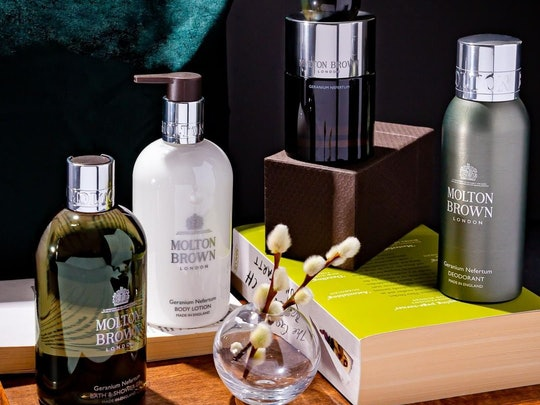 Father's Day Fragrance gifts from Molton Brown