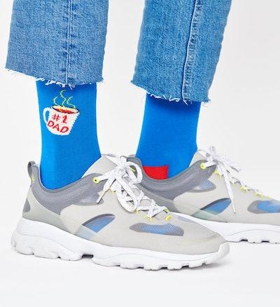 #1 Dad Socks