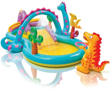 Intex Dinoland Inflatable Play Center