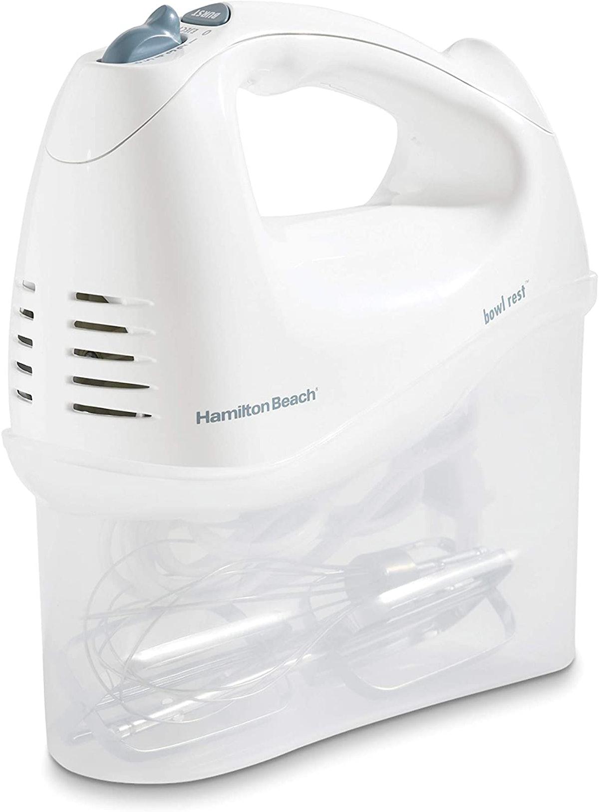 Hamilton Beach Electric Hand Mixer