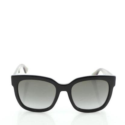 Web Square Sunglasses