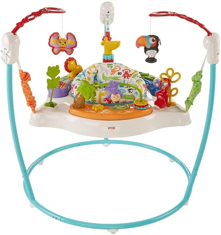 Fisher-Price Animal Activity Jumperoo