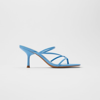 Zara Thin Strappy Sandals