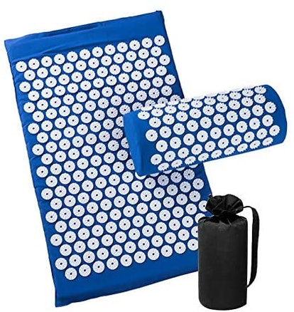 Colin Acupressure Mat and Pillow Set