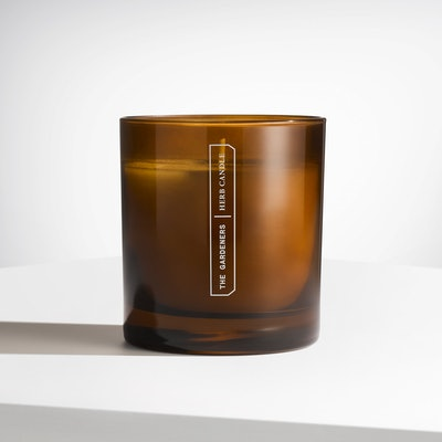 Herb Candle