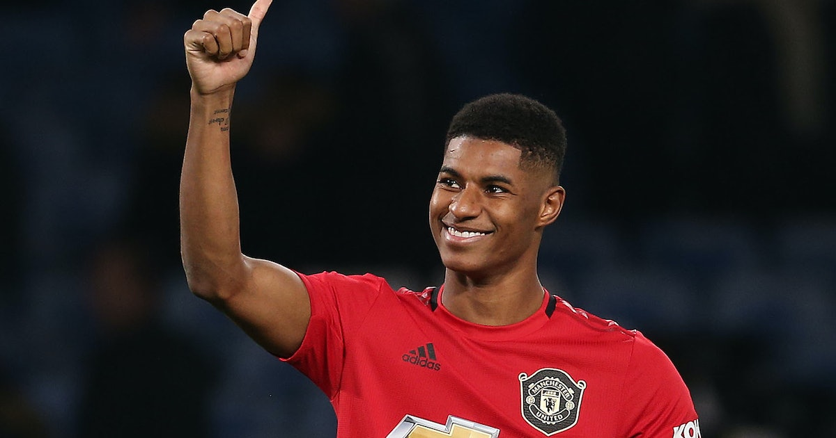 Marcus Rashford Secures Free School Meals & Now # ...
