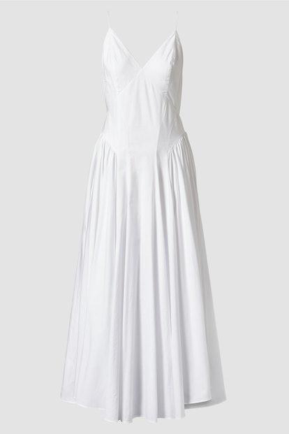 Manon Organic Cotton Maxi Slip Dress