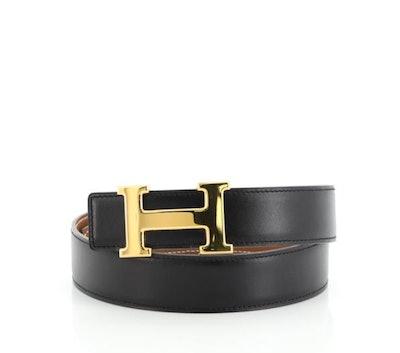 Constance Reversible Belt Leather