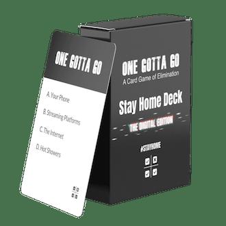 Stay Home Deck: Digital Edition