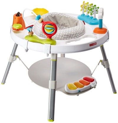 Skip Hop Baby Activity Center: Interactive Play Center with 3-Stage Grow-with-Me Functionality