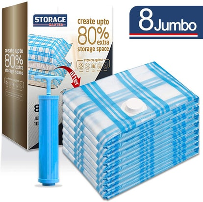 Storage Master Space Saver Bags (8-Pack)
