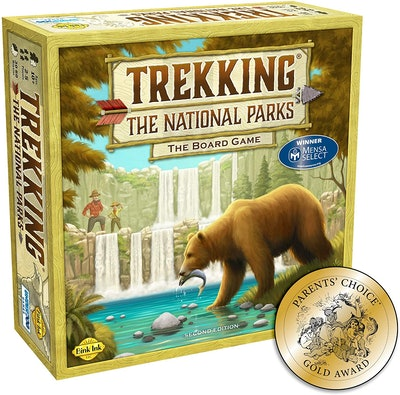 Trekking: The National Parks