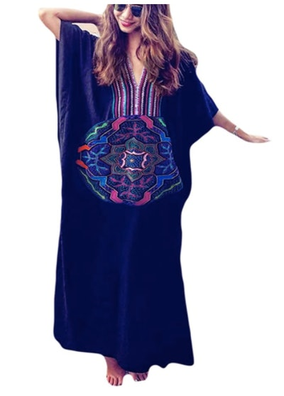 Bsubseach Kaftan Maxi Dress