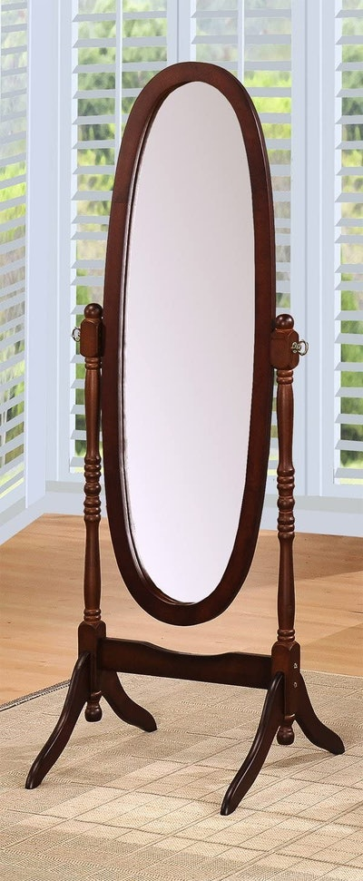Crown Mark Cheval Oval Mirror