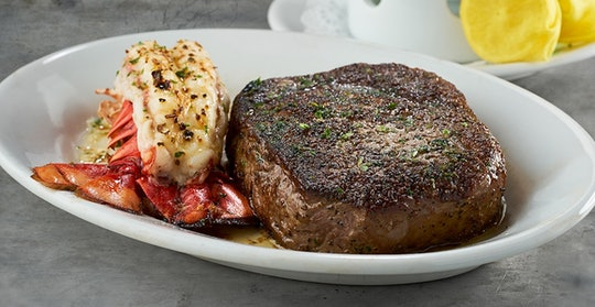 ruth's chris steakhouse surf and turf