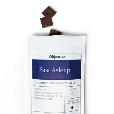 Fast Asleep Saffron Sleep Chocolates