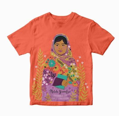 Malala Yousafzai Trailblazer Tee