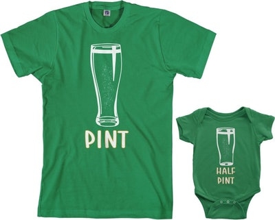 Pint & Half Pint Shirts