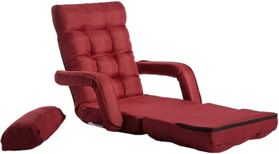 Merax Chaise Lounge Chair With Armrests