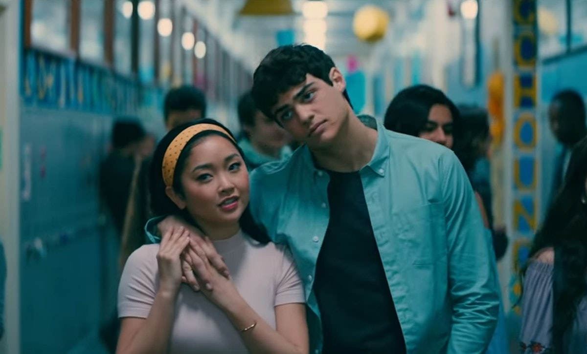Noah Centineo and Lana Candor are reading scenes from 'To All the Boys I've Loved Before' for a good cause.