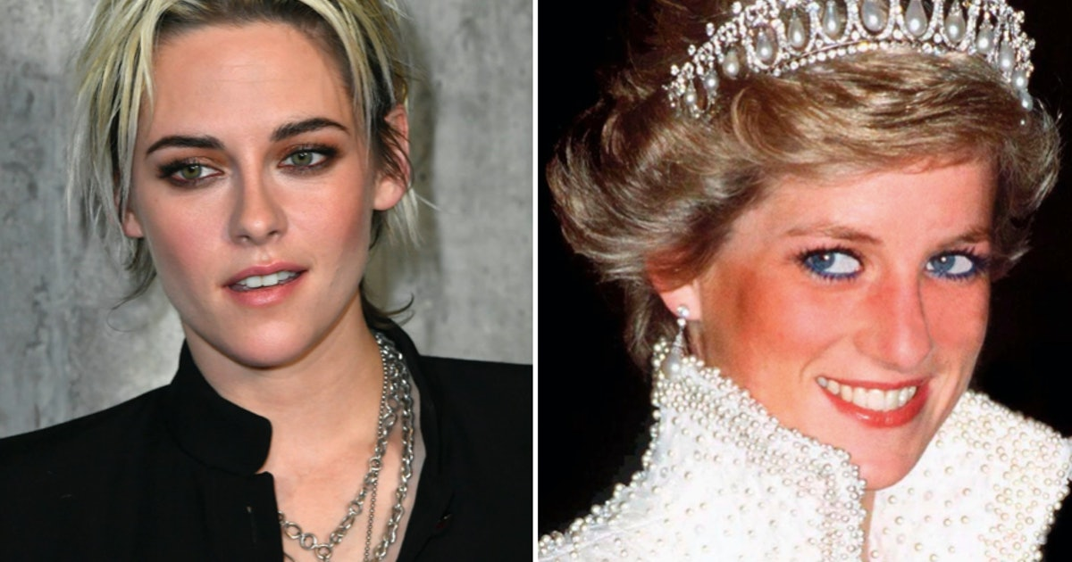 Kristen Stewart Will Play Princess Diana In A New Movie About Her Royal Divorce