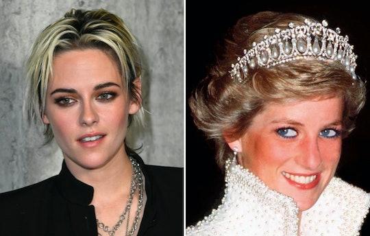 Kristen Stewart will play Princess Diana in new movie 'Spencer.'