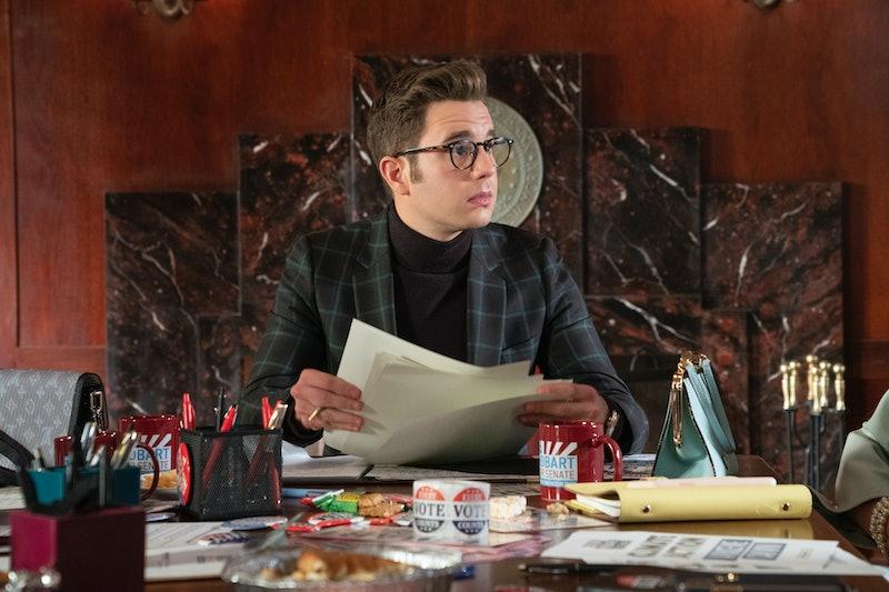 Ben Platt as Payton Hobart in 'The Politician' Season 2.