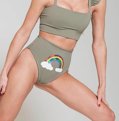 Coco Rainbow Bottom
