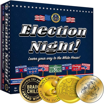 Election Night! Board Game
