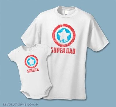 Super Dad Sidekick