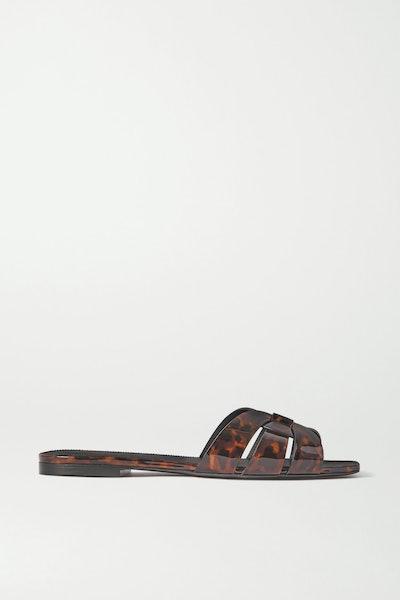 Nu Pieds Tortoise Slides