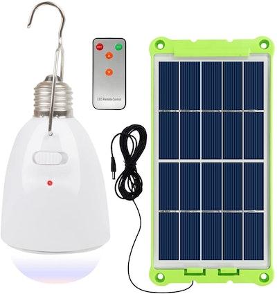 NING ZE XIN Solar Light Bulb
