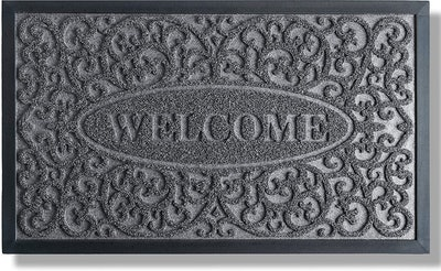 Ubdyo Welcome Front Door Mat