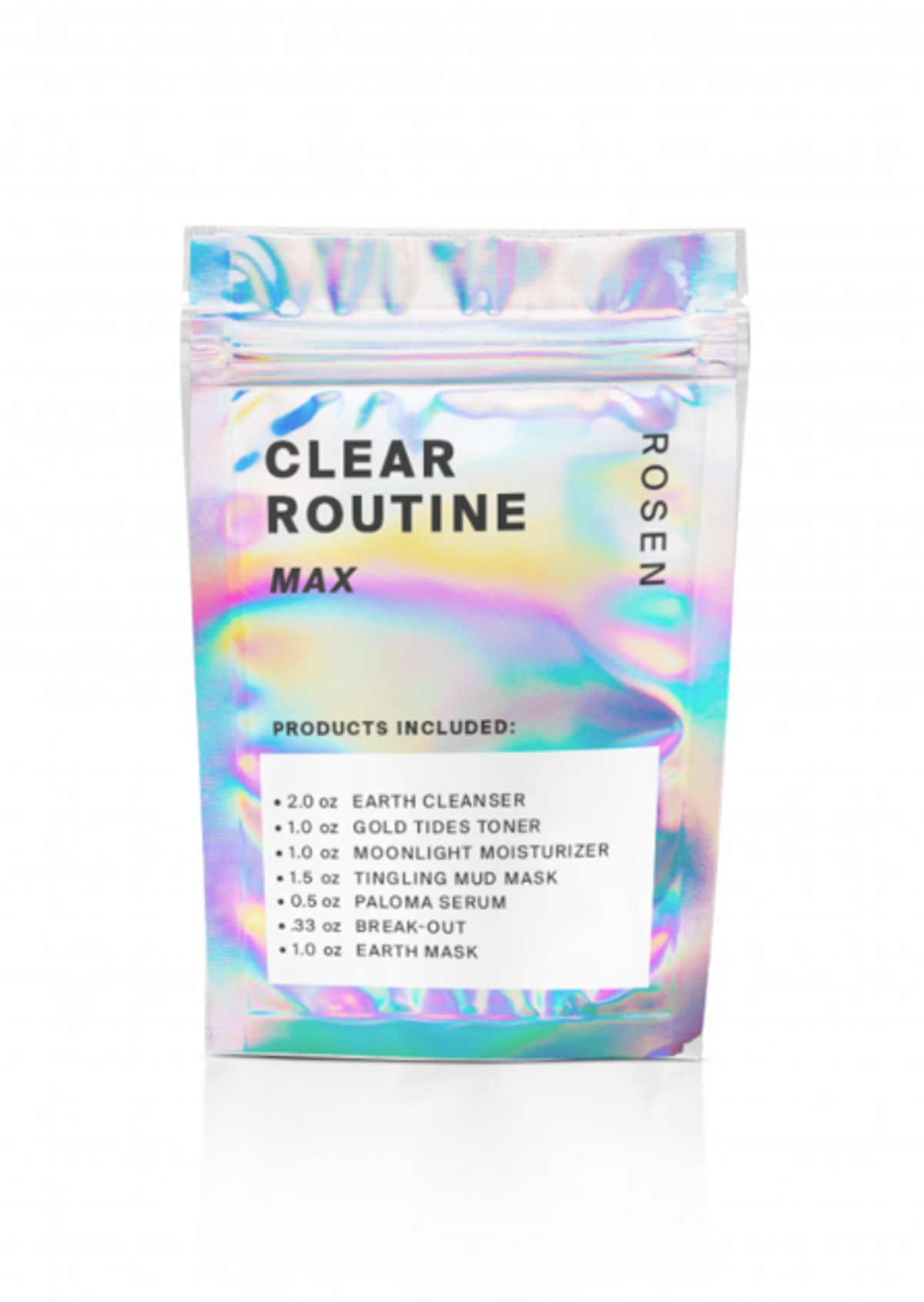Rosen Skincare Clear Routine Max