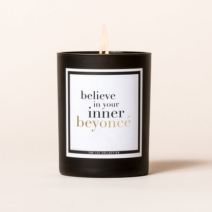 The 125 Collection Believe In Your Inner Beyonce Candle