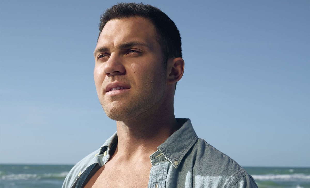 Alex Kompothrecas was fired from 'Siesta Key' and edited out of Season 3.